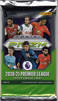 2020/21 Panini Prizm Premier League Soccer Mega Box Pack