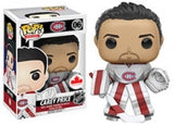 CAREY PRICE Funko Pop! Vinyl Figure *CANADIAN EXCLUSIVE*