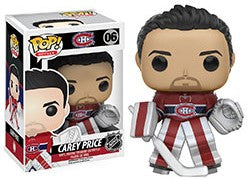 CAREY PRICE Funko Pop! Vinyl Figure