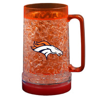 Denver Broncos 18oz Light Up Freezer Mug