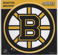 Boston Bruins Team Logo Sticker