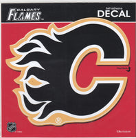 Calgary Flames Team Logo Sticker