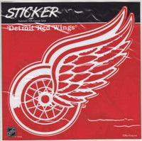 Detroit Red Wings Team Logo Sticker