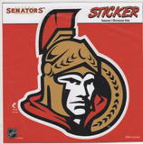 Ottawa Senators Team Logo Sticker
