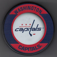 Washington Capitals Retro Hockey Puck