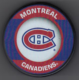 Montreal Canadiens Retro Hockey Puck