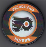Philadelphia Flyers Retro Hockey Puck