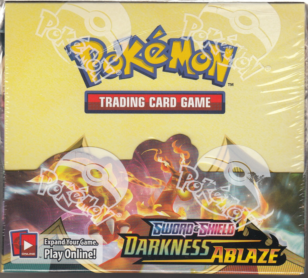 Pokemon Darkness Ablaze Booster Box