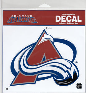 Colorado Avalanche Team Logo Sticker