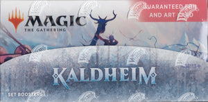 Magic The Gathering Kaldheim Set Booster Box