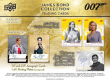 2019 Upper Deck 007 James Bond Collection Trading Cards Box