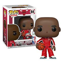 MICHAEL JORDAN Funko Pop! Vinyl Figure *SPECIAL EDITION*