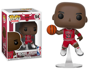 MICHAEL JORDAN Funko Pop! Vinyl Figure