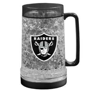 Oakland Raiders 18oz Light Up Freezer Mug