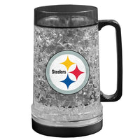 Pittsburgh Steelers 18oz Light Up Freezer Mug