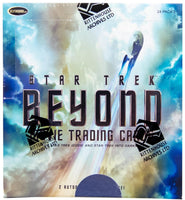 Star Trek Beyond Movie Trading Cards Box (Rittenhouse)