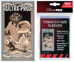 Ultra-Pro Tobacco Card Soft Sleeves
