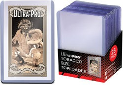 Ultra-Pro Tobacco Size Top Loaders