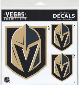 Vegas Golden Knights Team Logo Sticker