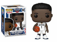 ZION WILLIAMSON Funko Pop! Vinyl Figure