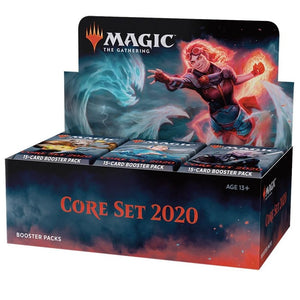 Magic The Gathering 2020 Core Set Booster Box