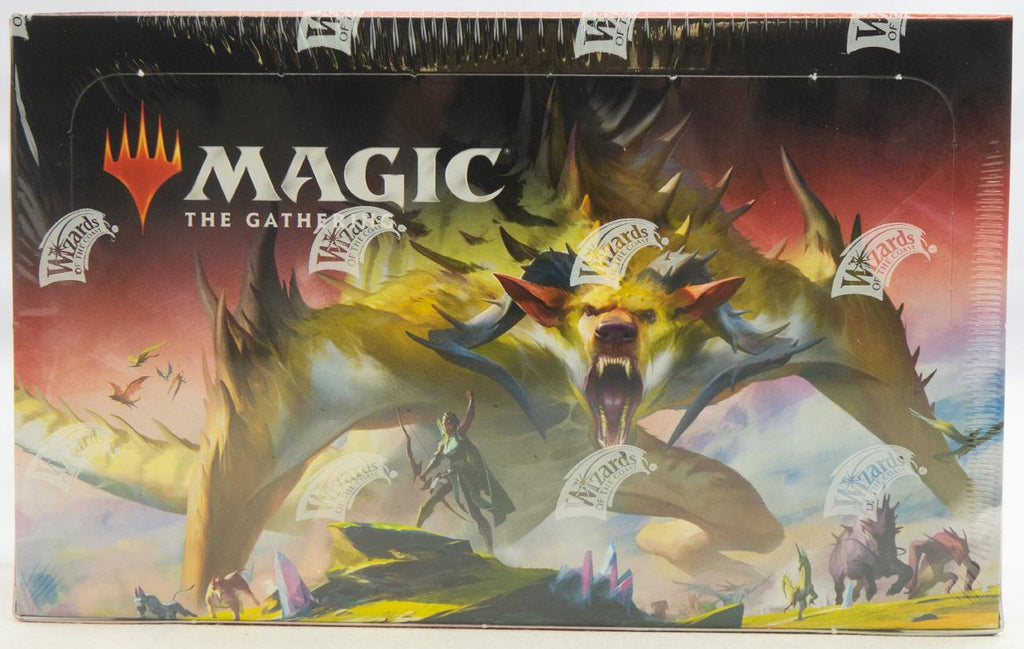 Magic The Gathering Ikoria: Lair of Behemoths Draft Booster Box