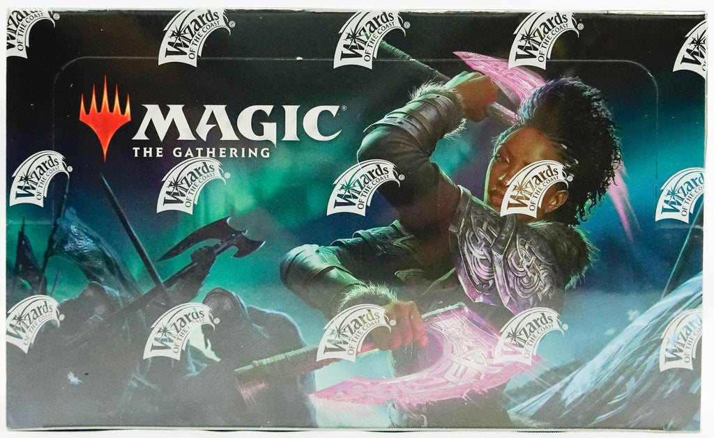 Magic The Gathering Kaldheim Draft Booster Box