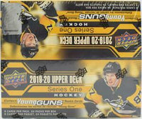 2019/20 Upper Deck Series 1 Hockey Retail Box