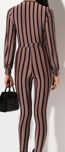 Gonna Get It Stripe Jumpsuit
