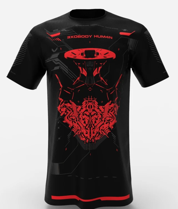Billian Nomads Revenge Shirt