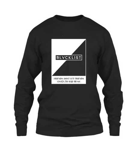 Blvcklist Friends Long Sleeve Shirt