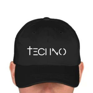 Reflective TECHNO Dad Hat
