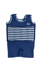 Buoyancy Suit Singlet - Seaside Navy