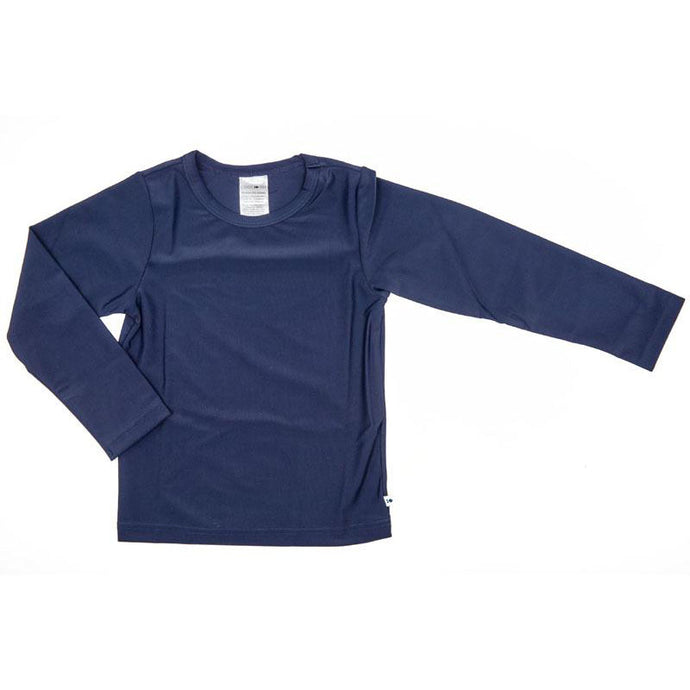 Rash Vest Long Sleeve - Navy