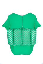 Buoyancy Suit - Green Spot