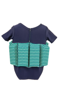 Buoyancy Suit - Navy Tulip Swimwear for kids