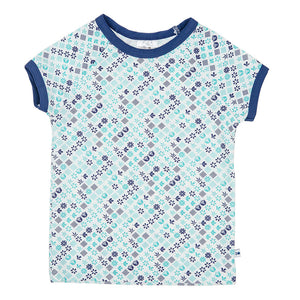 Rash Vest - Blue Diamond