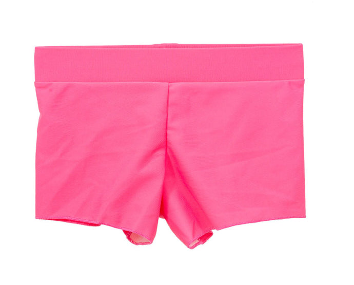 Girls Boyleg Bottoms - Pink