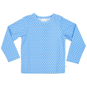 Rash Vest Long Sleeve UV Tee - Blue Spot