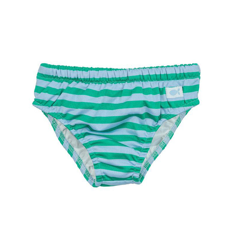 Swimming Nappy - Tropical Green