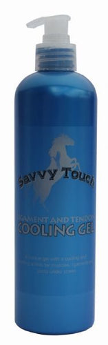 Savvy Touch Ligament & Tendon Cooling Gel 500ml