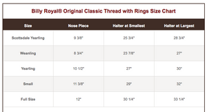 Billy Royal Classic Thread - Bronze Patent