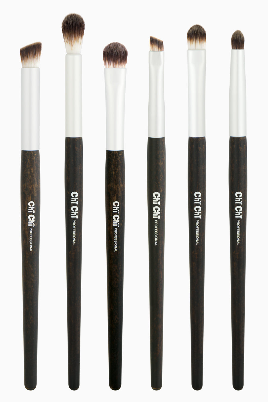 Professional Essential Eye Brush Set