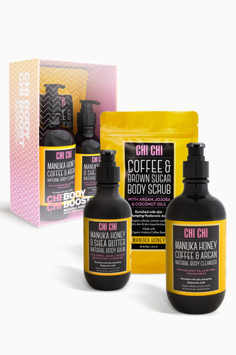 Body Boost Set - Manuka Honey
