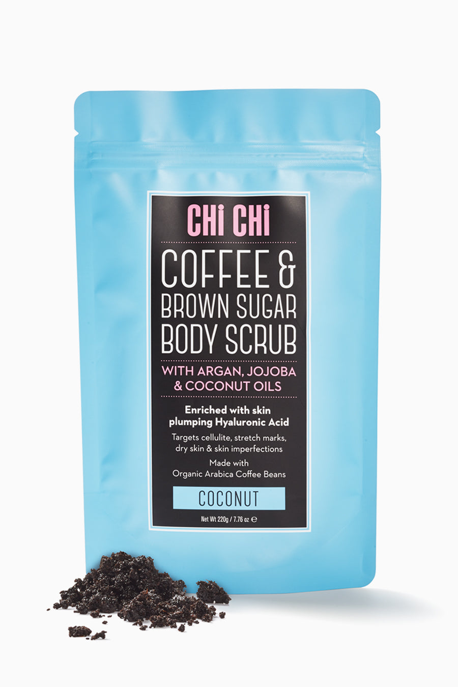 Coconut - Coffee & Brown Sugar Scrub