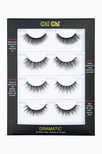 Dramatic Lash 4 pack