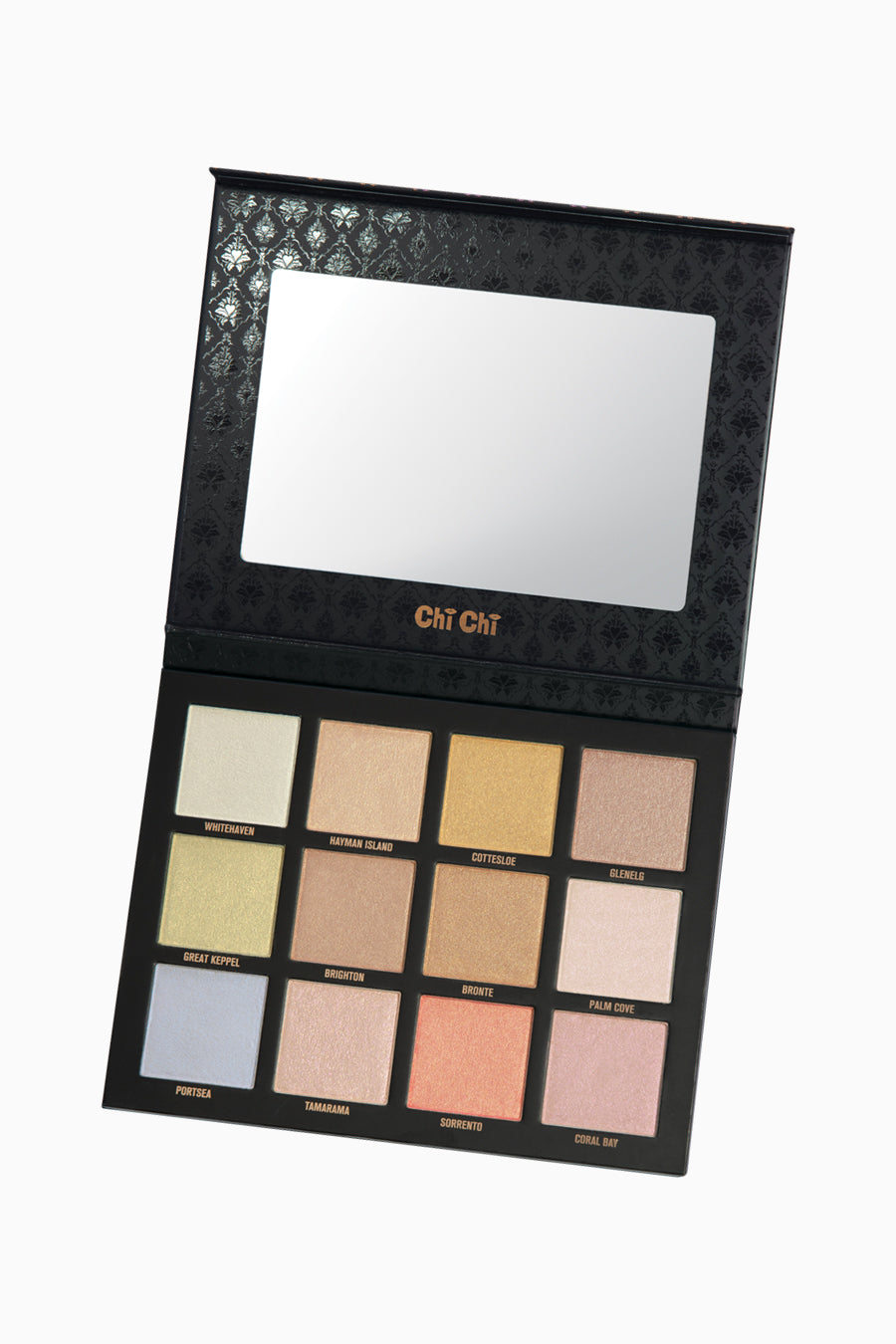 Sun Kissed Glow - Highlighting Palette