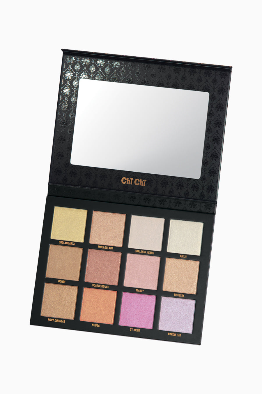 Sunset Glow - Highlighting Palette