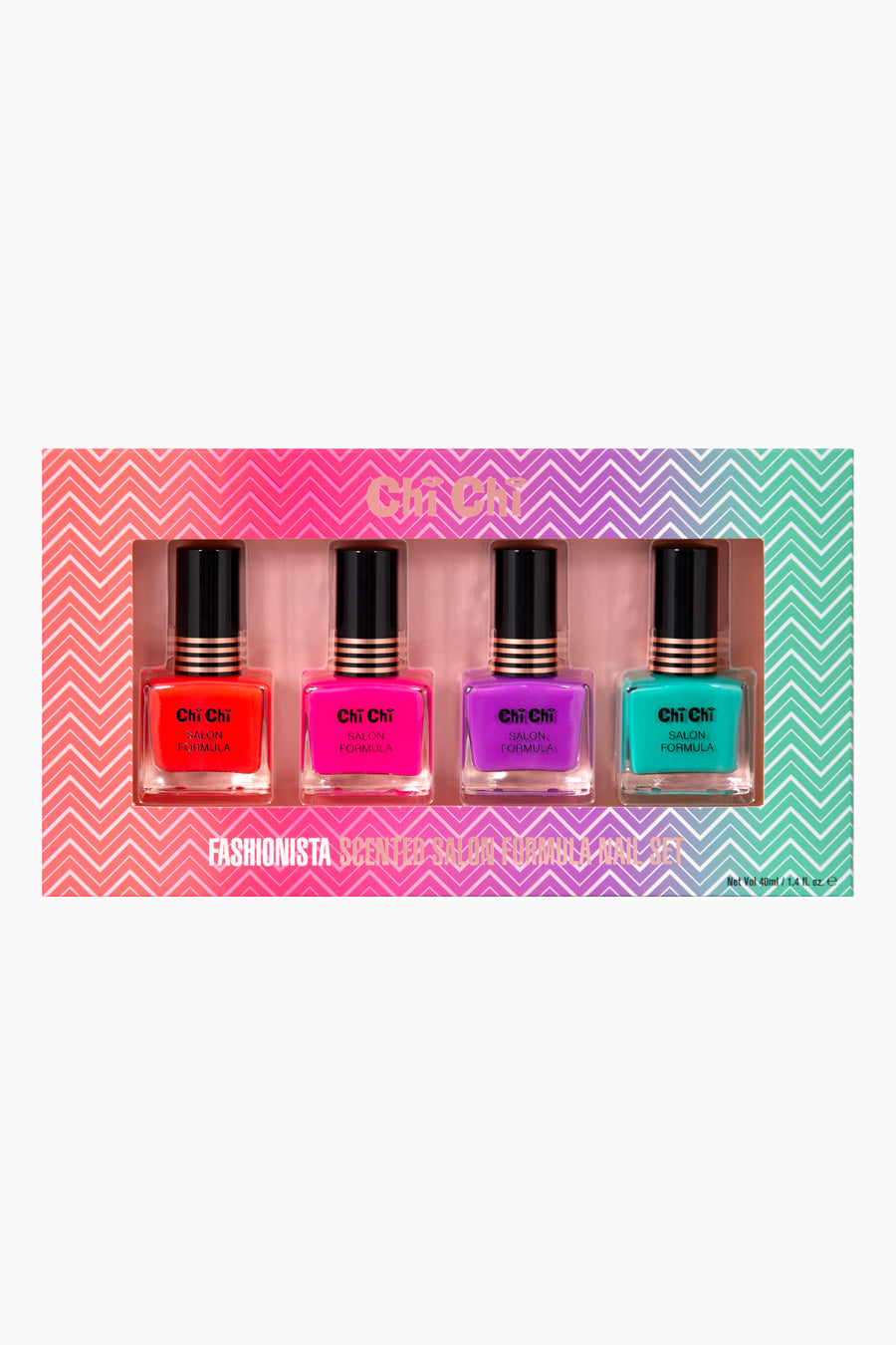 Fashionista - Salon Formula Nail Set