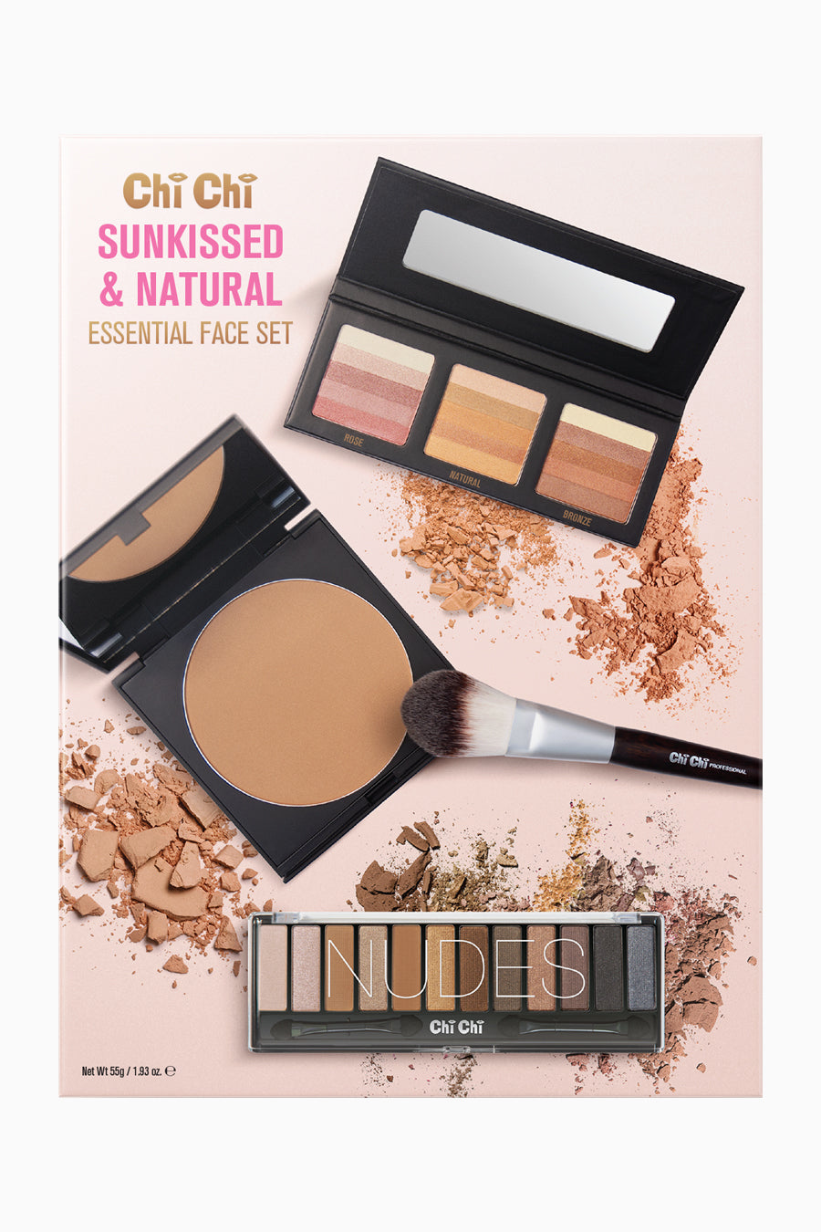 Sunkissed and Natural - Essential Face Set